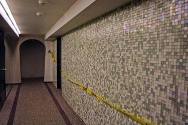Photo Model Floor Gets New Tile Loop North News