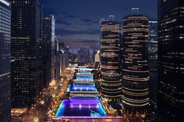 City Requests Proposals To Light Up Chicago River Loop