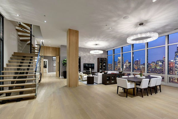Chicago's million-dollar-plus home and condo sales flexed muscle in