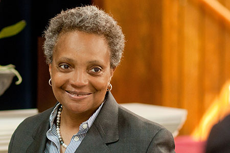 Lori Lightfoot for Chicago Mayor 2019