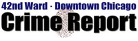 Downtown Chicago Crime Report